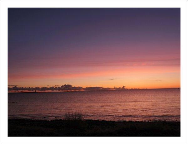 Sonnenaufgang im Winter - Classic Edition